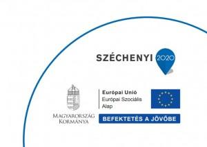 Szechenyi2020 ESZA logo